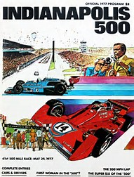 77 indy poster