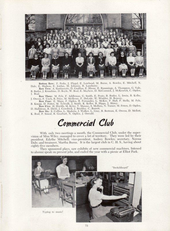 Commercial Club