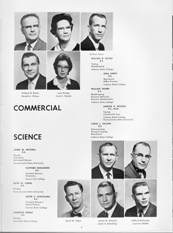 Commercial-Science