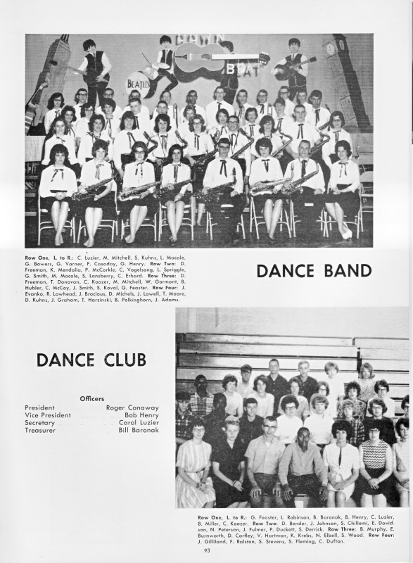 Dance Band/Dance Club