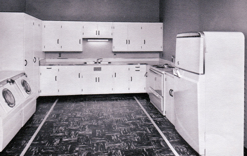 Home-Ec Kitchen